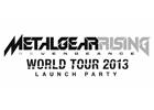PS3「メタルギア ライジング リベンジェンス」の発売記念イベントに堀内賢雄さんが出演!会場で販売されるコラボフードメニューも公開