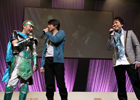 豪華声優陣の迫力の演技に引き込まれた「真・三國無双 声優乱舞 2013  春」イベントレポート