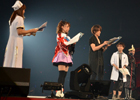 シンフォニア10周年やリオン&ユーリの人気投票殿堂入りパーティなどお祝いムード一色となった「テイルズ オブ フェスティバル 2013」6月1日公演レポート