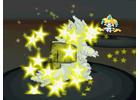 DS「ポケットモンスターブラック・ホワイト・ブラック2・ホワイト2」にてコメットパンチが使える「ジラーチ」が期間限定でプレゼント