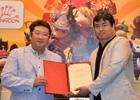 ゲームオン、スマートフォン向け3DRPG「HELLO HERO」の日本独占ライセンス契約を締結―調印式にてゲームシステムやサービス開始時期を発表
