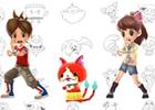 3DS「妖怪ウォッチ」の発売を記念したiOS用無料アプリ「ようかい体操第一 パズルだニャン」が近日配信