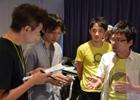 審査員の予想を超える力作ぞろい―「PlayStation Mobile GameJam 2013 Summer」2日目の模様&制作されたゲームの直撮りムービーをお届け