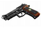 「バイオハザード リベレーションズ アンベールド エディション」に登場した銃をモデルにしたエアガン「サムライエッジA1ジル・バレンタイン モデル」が8月23日に発売