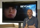 【TGS 2013】スマートフォンを使えば指一本で操作可能?PS3「BEYOND:Two Souls」ディレクター David Cage氏にインタビュー