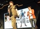 【TGS 2013】「ゴッドイーター2」の序盤が遊べる体験版が配信決定!リンドウ役・平田広明さんもサプライズ出演したスペシャルステージの模様をお届け!