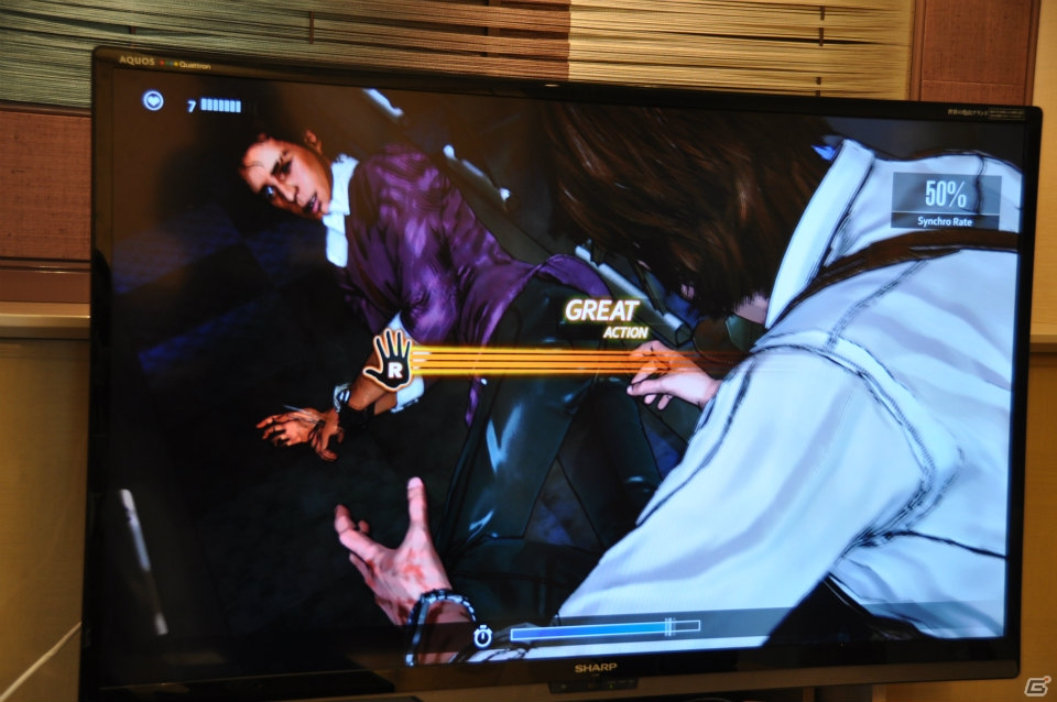 【TGS 2013】新型Kinectで直感的に操作可能!妻の死の謎を解くため特殊な能力で過去へ…サスペンスアドベンチャー「D4:Dark Dreams Don't Die」タイトルセッション