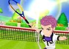 iOS/Android「スマッシュ☆テニス ラブショット!!」5人目のプレイヤーキャラクター「ジン」が登場