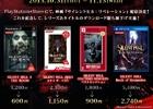 PS Storeで配信中の「サイレントヒル」シリーズ4作品が10月31日から期間限定で半額に
