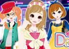 3DS「モデル☆おしゃれオーディション ドリームガール」公式サイトがオープン―ゲーム内容を紹介したPVも公開!