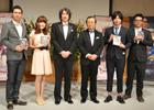 岸田メル氏、加隈亜衣さんがゲストに駆けつけた「ガスト創立20周年発表会」レポート―「アルノサージュ」のイメージムービーが初公開!