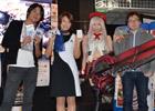 50万本出荷の発表も―PS Vita/PSP「ゴッドイーター2」プロデューサー富澤氏やディレクター吉村氏も登場した発売記念イベントの模様をお届け