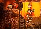 採掘ハンターとなって鉱山に隠された謎を解き明かそう!3DS「スチームワールド ディグ」が配信スタート