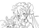 PS Vita「魔界戦記ディスガイア4 Return」3種の店舗オリジナル特典が公開―キャラクターデザイナー・原田たけひと氏の描き下ろしラフ画が到着!