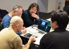 """""""社長チーム""""もゲスト参戦―「PlayStation Mobile GameJam 2013 Winter」参加者たちが企画を発表した1日目の模様をレポート"""