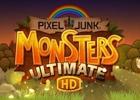 タッチ操作で楽しめるPS Vita用タワーディフェンス「PixelJunk モンスターズ アルティメットHD」が11月26日に配信