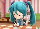 【セガリズムゲーム特集】ミクさんはやっぱり可愛い!3DS「初音ミク Project mirai 2」マイルームで遊べるいろいろなことを体験してみた
