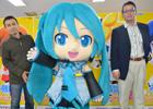 発売を迎えた3DS「初音ミク Project mirai 2」より大崎プロデューサー、高部ディレクターのコメントをお届け!ビッグエコーで展開中のコラボルームも紹介