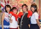 3日間限定でオープンする「おしおき☆カフェ」の内覧会をレポート―パピヨンマスクを着用して「おしおき★記念撮影」を体験してきた