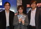 セル画調イベントの収録や今後のDLC展開についても言及したPS3/PS Vita「真・ガンダム無双」トークショー&先行体験会レポート