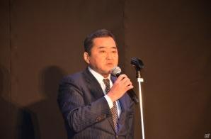 佐々木章人氏