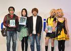 【台北国際ゲームショウ 2014】中文版は鋭意開発中!内海洋氏が登壇してPS Vita版の実機プレイもコスプレイヤーも盛り上がったSCETブース「初音ミク -Project DIVA- F 2nd」ステージレポ
