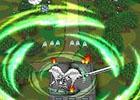 3DS「ラジルギでごじゃる!」何度弾に当たっても大丈夫!防衛型STGのゲームシステムがよく分かるスクリーンショットが公開
