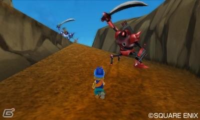 """3DS「ドラゴンクエストモンスターズ2 イルとルカの不思議なふしぎな鍵」通常とは異なる色をした""""転生モンスター""""を紹介!"""