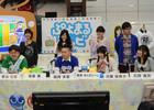 「ぷよぷよテトリス」の対戦コーナーでは細山田プロデューサーが大人げないプレイを披露!?出演声優陣による生アフレコなども楽しめた「ぷよまるテレビ」前半の模様を紹介