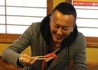 PS4/PS3「龍が如く 維新!」すしざんまいとコラボしたメニュー「幕末屋台寿司」が誕生!名越稔洋氏も駆けつけた試食会をレポート