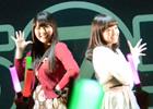 iOSアプリが「うた詠み」にバージョンアップ!大坪由佳さん、大橋彩香さんによるトークやライブなど盛りだくさんの「お台場に ご~しちご~が  やってくる!」レポート