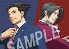 3DS「逆転裁判123 成歩堂セレクション」アニメイト、HMV ONLINEなどのゲームショップ数量限定特典が決定