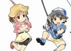 手軽にみんなで楽しめる3DS「おきらくフィッシング3D」&Wii U「おきらくテニスSP」が本日より配信スタート