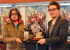 横山プロデューサーと阪本ディレクターも御用達!PS4/PS3「龍が如く 維新!」と「宅配御膳 釜寅」のコラボメニューメディア試食会をレポート
