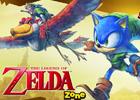 "Wii U版「ソニック ロストワールド」追加コンテンツ第3弾は「ゼルダの伝説」とのコラボ―""時オカ""世代にはたまらないステージを一足先にプレイ"