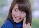 iOS/Android「三国志パズル大戦」有村架純さんが出演する新たなTVCMが3月29日より放映開始―新CM放映記念としてSレア「貂蝉」が全員プレゼント