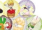 「金色のコルダ3」シリーズ×「アニメイトカフェ」にて登場するキャラクターたちをイメージしたフードやドリンクと限定グッズを紹介