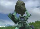 PS3「機動戦士ガンダム エクストリームバーサス フルブースト」4月16日より配信されるゲルググ(ガトー搭乗)、ザクII(ドアン搭乗)を紹介!