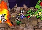 3DS「熱血魔法物語」が4月30日に配信決定!RPG風のファンタジー世界で繰り広げられるゲーム内容を紹介