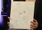 【ニコニコ超会議3】木村さん、茅野さん、松来さんが出演!岩本氏によるエドナのイラスト生披露もあった「テイルズ オブ ゼスティリア」ステージ2日目をレポート