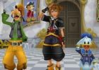 PS3「キングダム ハーツ -HD 2.5 リミックス-」に収録される各作品の特徴をスクリーンショットとともに紹介!