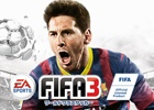 FIFA公式ライセンスのサッカーゲーム「EA Sports FIFA ワールドクラスサッカー 3」がGREEにて配信スタート