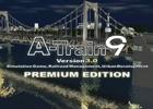 PC「A列車で行こう9 Version3.0 プレミアム」のオープニングムービーが公開に