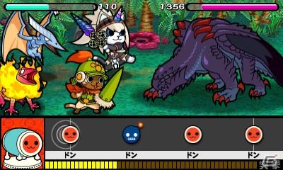 3DS「太鼓の達人 どんとかつの時空大冒険」ふなっしーや「妖怪ウォッチ」などコラボレーションが続々と決定!体験版も配信中