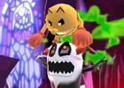 3DS「パックワールド」ネザーワールドを支配するビトレイアスが登場!パックの仲間たちが乗るメカも紹介
