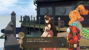 PS3「シャリーのアトリエ ~黄昏の海の錬金術士~」2人のシャリーが交わっていく序盤のストーリーを紹介―キースグリフの登場も明らかに