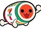 3DS「太鼓の達人 どんとかつの時空大冒険」セブンスポット対象店舗にて限定「きせかえ」&「なかまモンスター」が7月1日より配信決定!