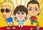 スフィダンテのサッカーアプリ第2弾!iOS「白熱!サッカーバトル」が配信スタート