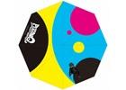 3DS「ペルソナQ シャドウ オブ ザ ラビリンス」ペルソナ Q キャラ傘 プレゼントキャンペーンの賞品であるオリジナル傘のデザインが公開