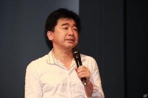 KLab<br />代表取締役社長 真田哲弥氏
